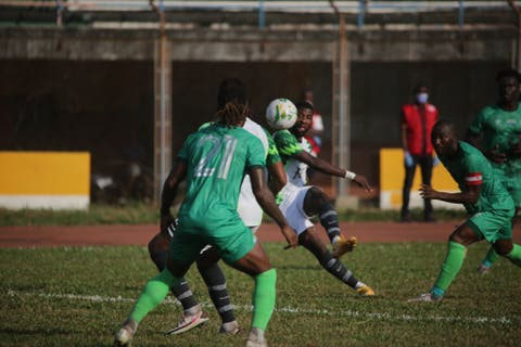 BREAKING: Sierra Leone hold Eagles to goalless draw in qualifier match