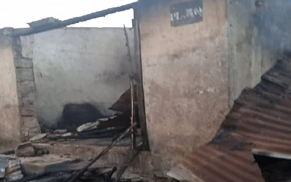 Fire guts 11 shops in Kwara market