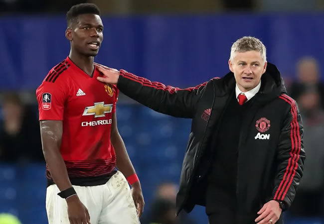 Pogba unhappy, wants to leave Manchester United -Agent