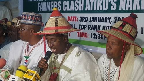 Fulani owns everywhere in Nigeria— Miyetti Allah leader