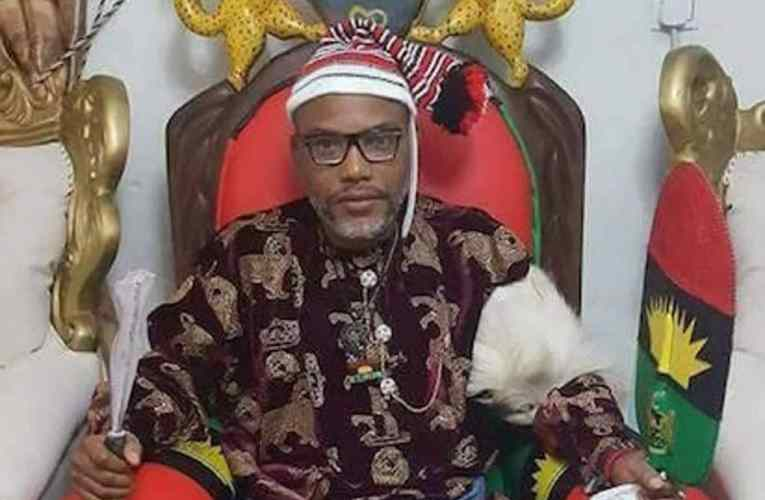 2023: Reject Bola Tinubu's presidential ambition – Nnamdi Kanu warns Nigerians