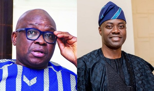 Fayose to Makinde: Use dialogue to resolve ongoing tension in Oyo