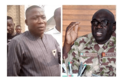 We are coming for you— COS sends strong warning to Sunday Igboho, others