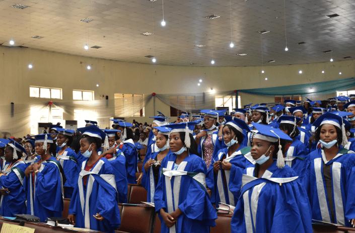 LAUTECH inducts 81 nurses as sole proprietor