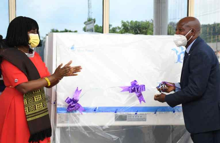 COVID-19: Oyo Govt donates biosafety equipment, others to UCH Laboratory