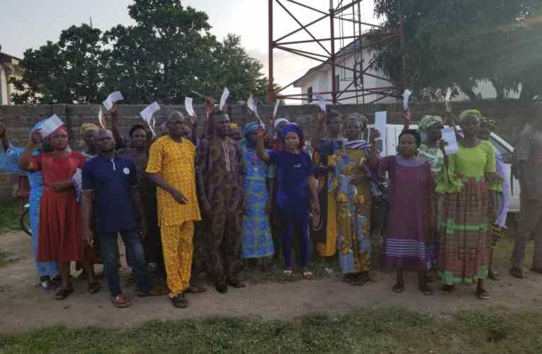 Birthday: Bankole doles out cash gifts to 150 widows in Ogbomoso