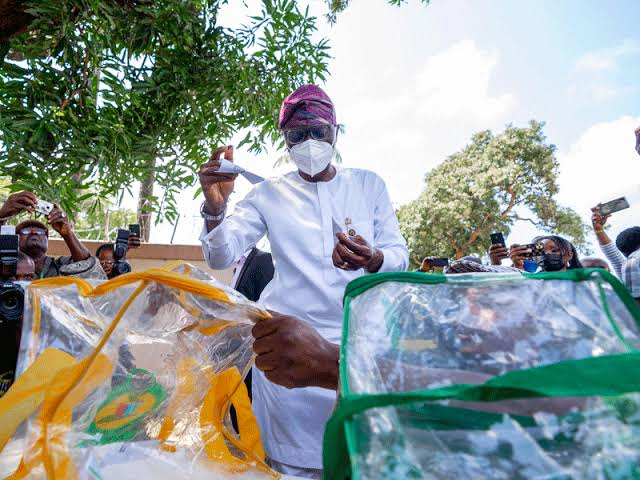 Lagos LG polls: Despite low turnout, APC declared winner of all 57 council seats