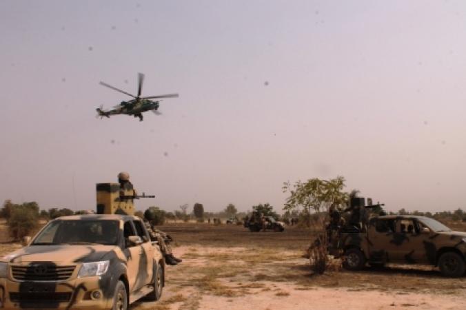 Mystery bomber kills nine in Buhari village, injures 30