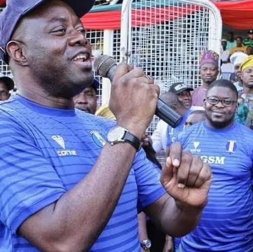 John Oke hails Makinde, congratulates 3SC over NFPL's elevation