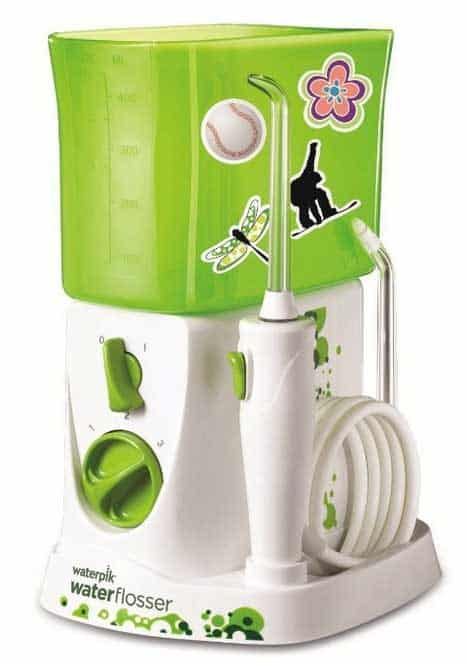Waterpik water flosser for kids