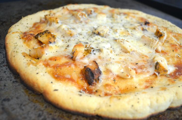 keto vital wheat gluten pizza