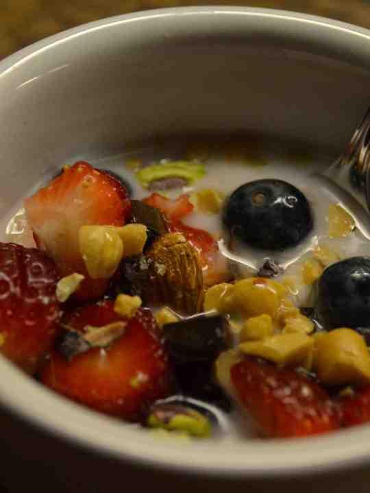 Paleo Cereal For Breakfast