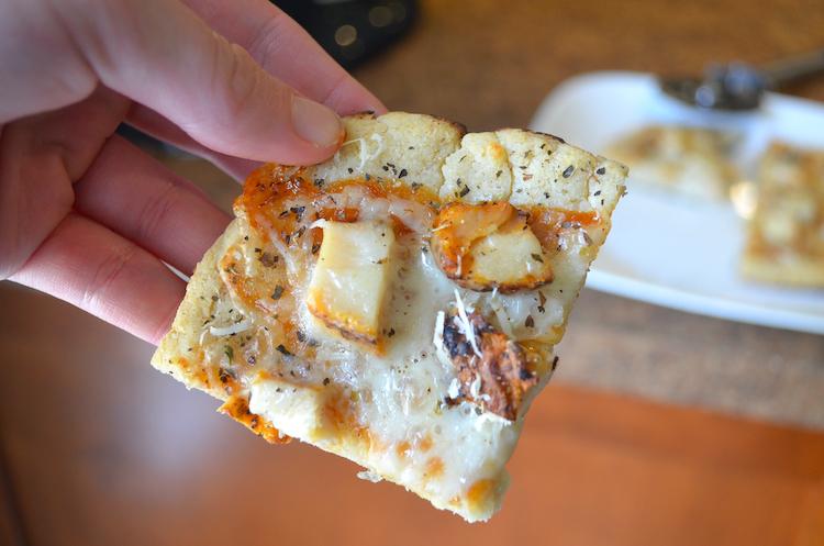 psyllium husks pizza dough