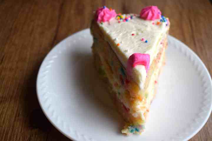 low carb birthday cake