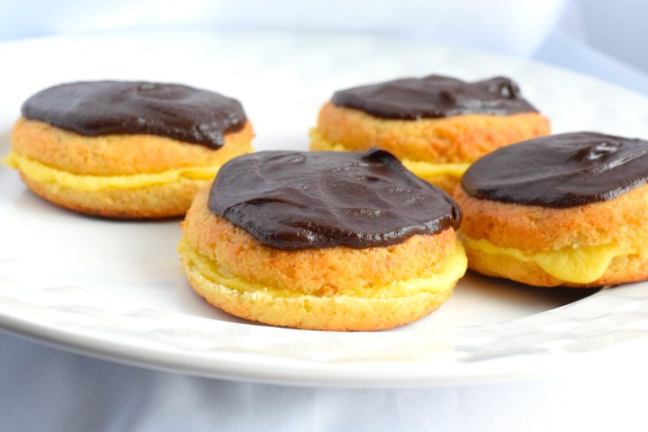keto boston cream donuts recipe
