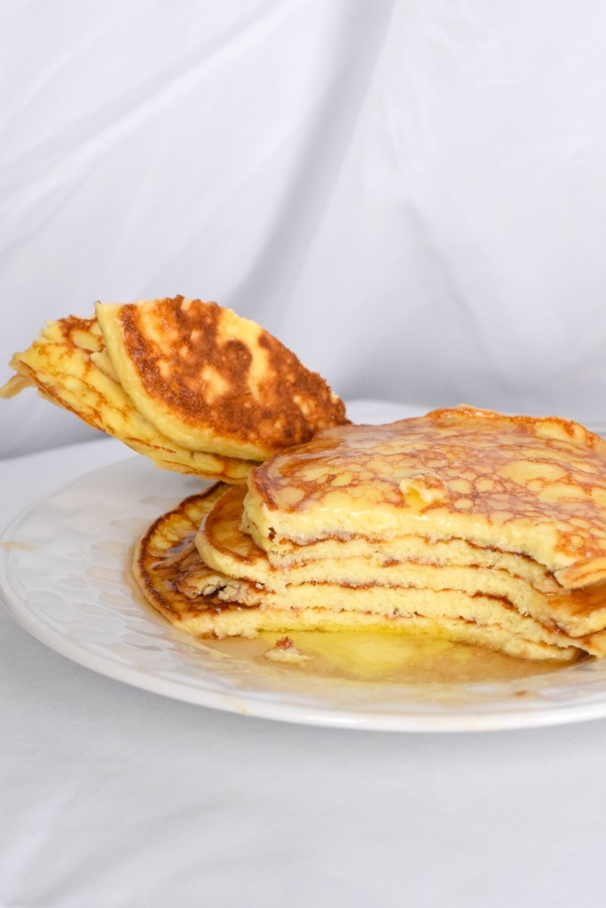 low carb fluffy pancakes recipe