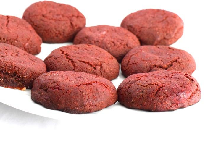 low carb red velvet cookies recipe