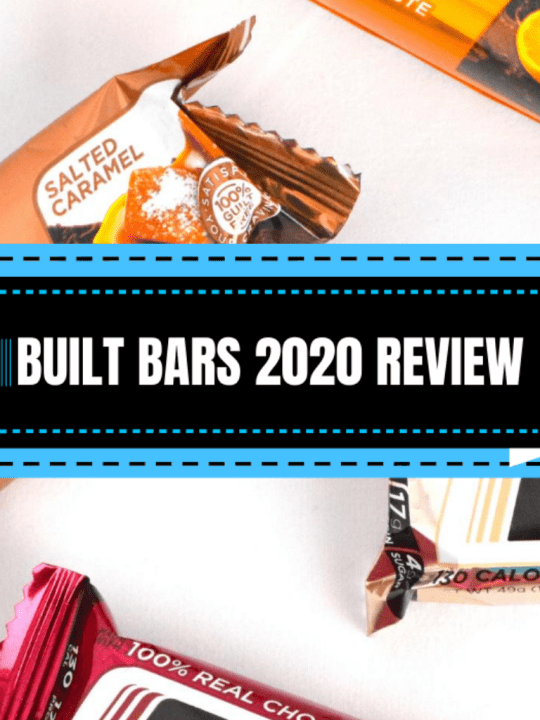 Honest Built Bars Review 2020 | NEW Flavours