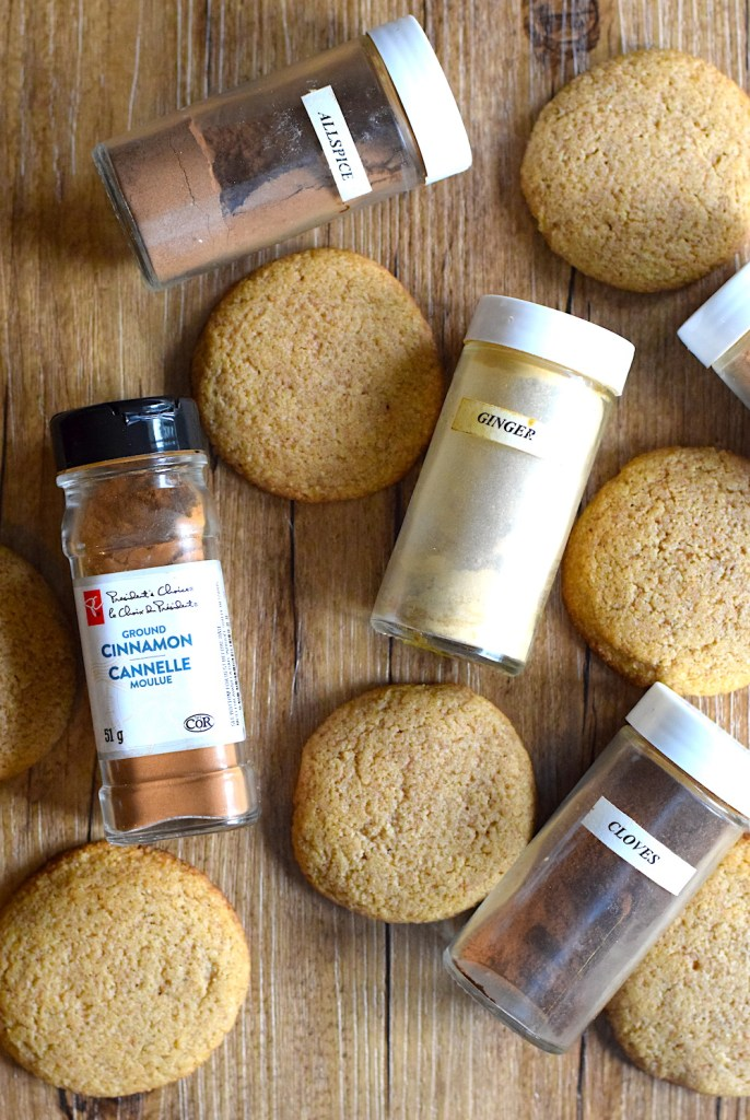 keto soft and chewy ginger cookies recipe