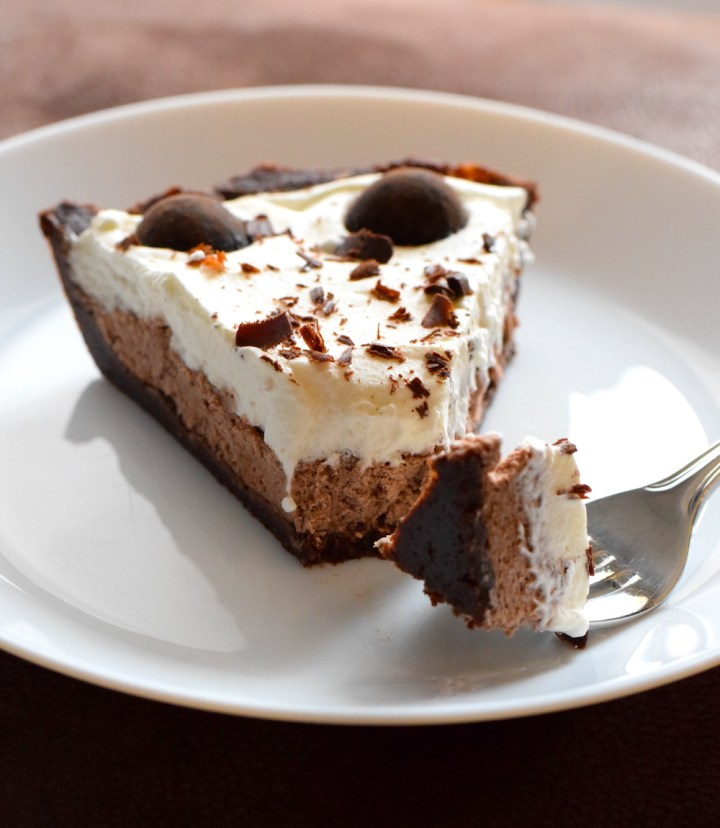 keto chocolate pudding pie recipe