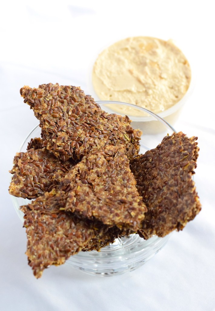 keto crackers recipe