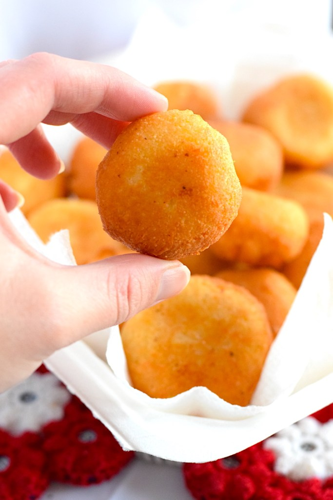 keto cauliflower mac and cheese balls recipe