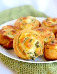 keto cheese spinach puff pastry