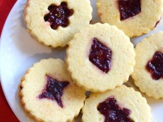jam cookies keto recipe