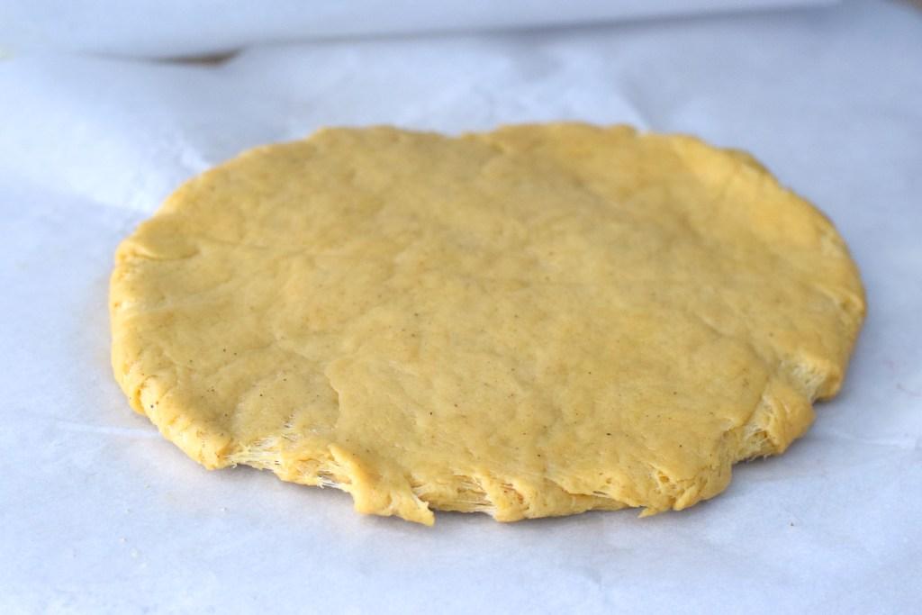 low carb lupin flour dough