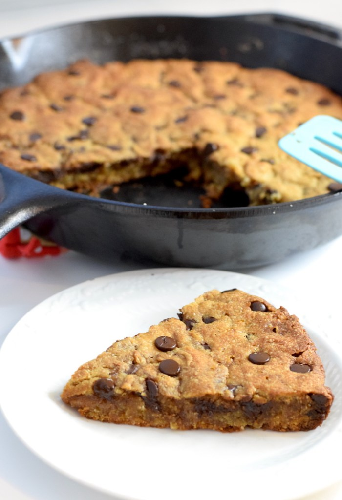 low carb skillet cookie recipe
