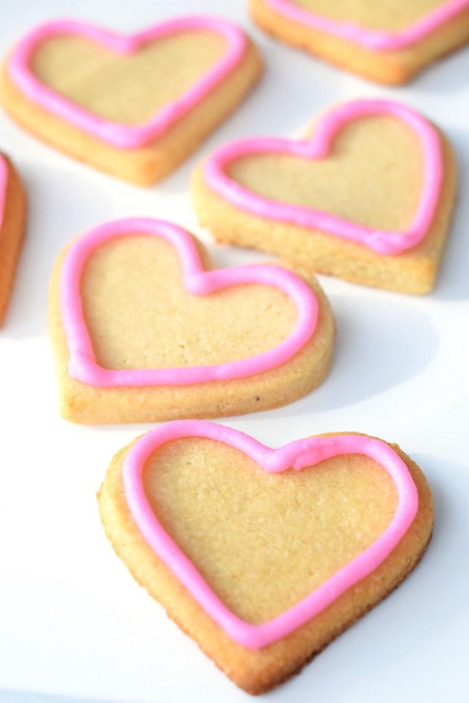 low carb valentines cookies recipe