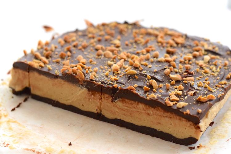 keto reese's cheesecake recipe