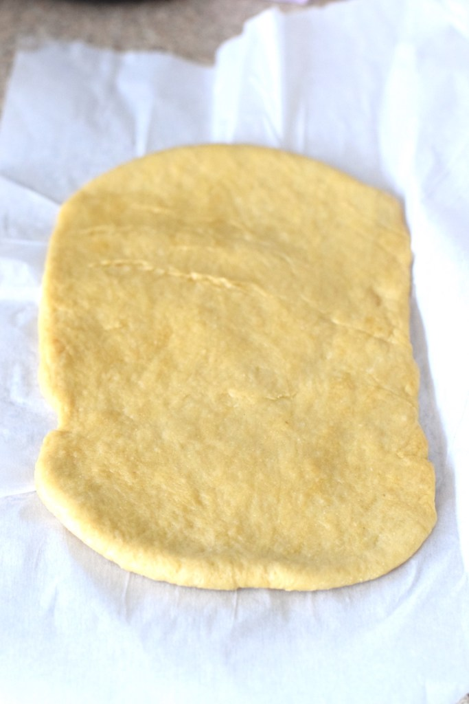 low carb bread dough