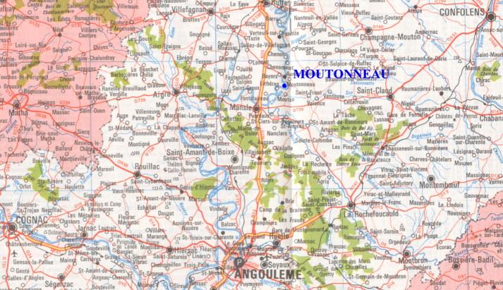 Carte Moutonneau