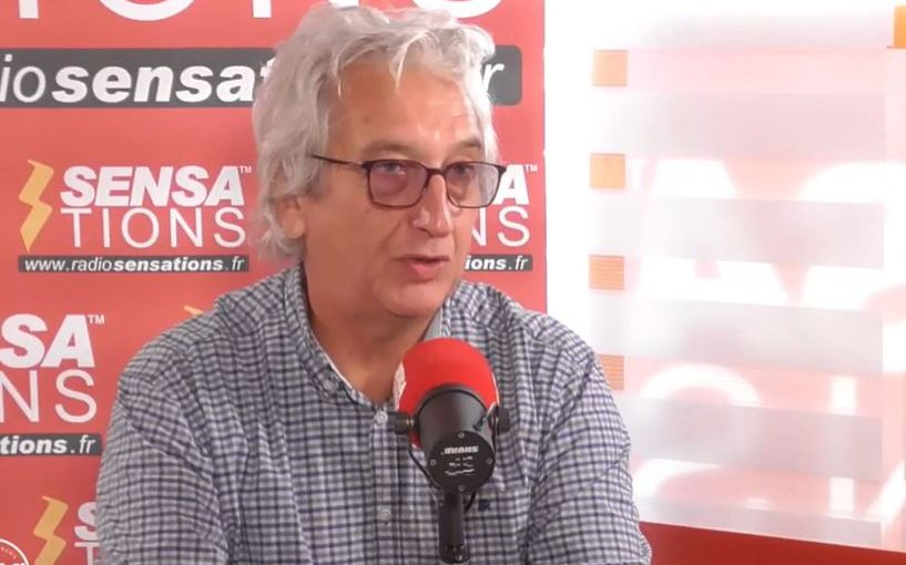 Philippe Thillay sur Radio sensations