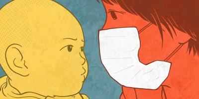 Les nourrissons devraient-ils être séparés de leurs mères infectées de la COVID-19 ?