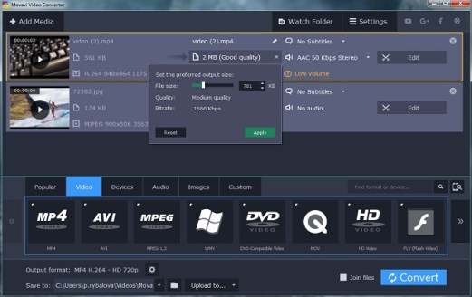 Movavi Video Converter 19 Activation Key 2019 {Premiums}