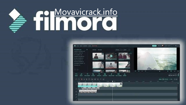Wondershare Filmora 9.2.10 Crack With Registration Code 2020