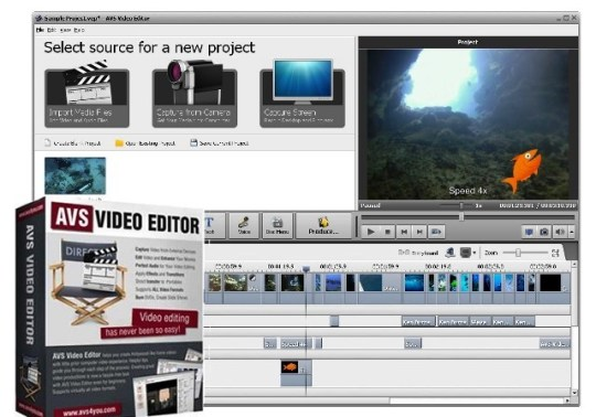 AVS Video Editor 9.3.1.354 Crack Plus Activation Key (Latest 2020)