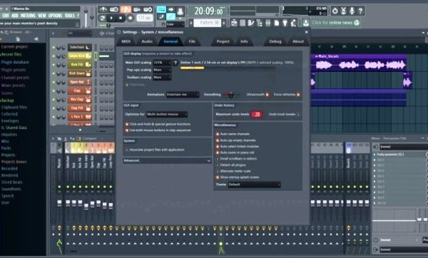 FL Studio 20.8.1.2177 Crack + Keygen Torrent 2021 [Win/Mac]