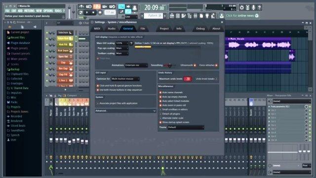 fl studio crack software download
