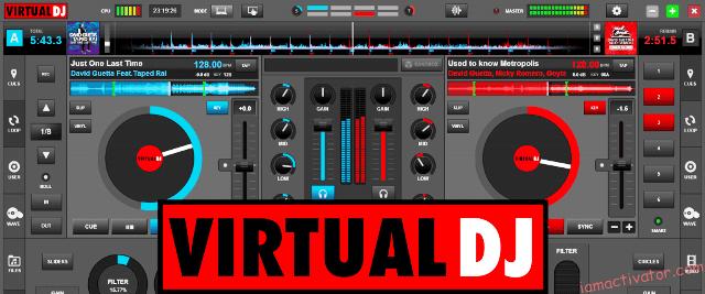 Virtual DJ Pro 2020 Crack With Keygen [Win/Mac]