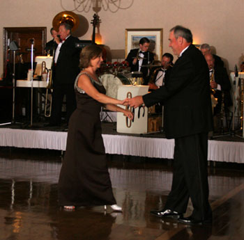 Beth and Ray at the Layfayette  - River Cities Dance