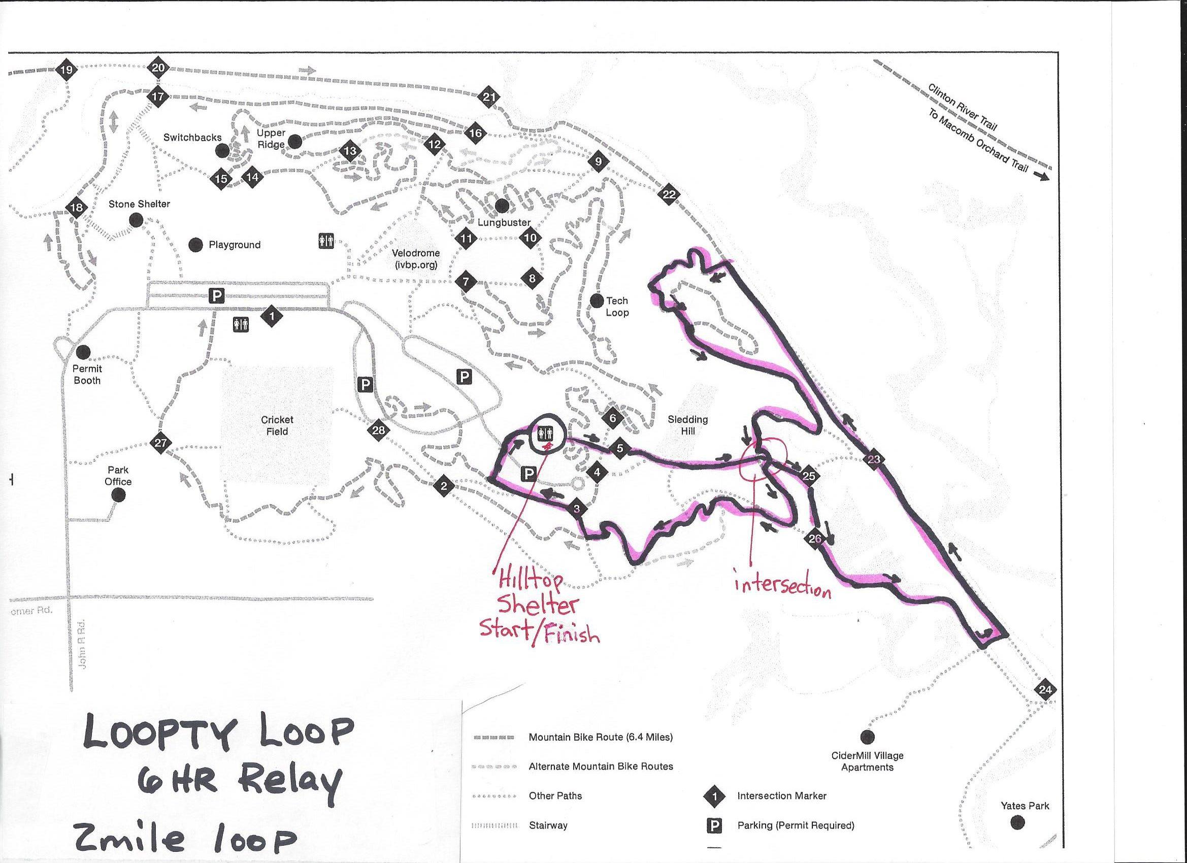 Loopty Loop 6 Hour Relay And 4 Mile