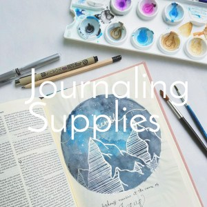 Journaling Supplies