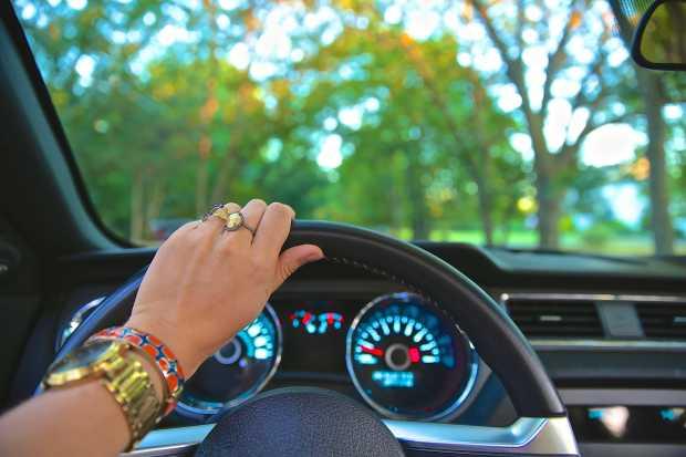 Voglio guidare!