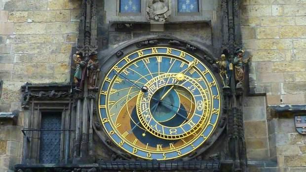Praga - Orologio astronomico