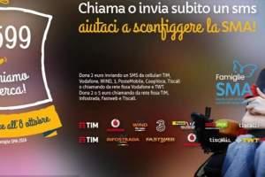 Famiglie SMA: The commercial with Checco Zalone