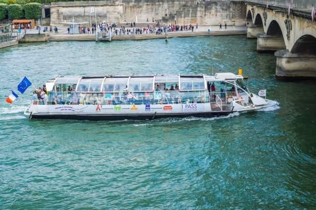 Parigi - Bateau Mouche