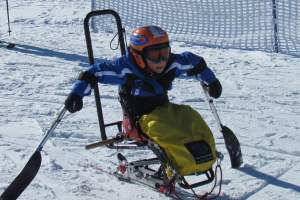 Accessible winter sports